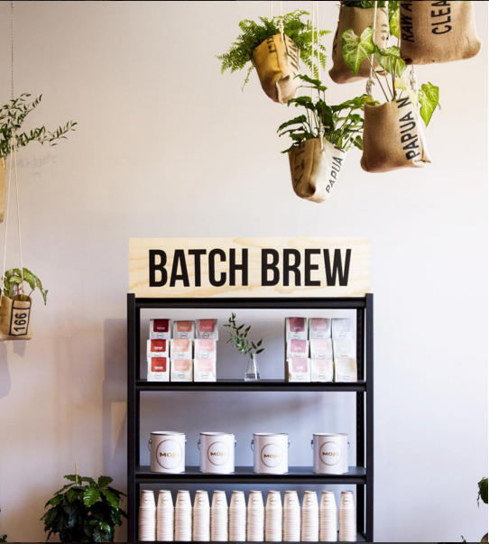 Web Stock 2016 brew station - botanical work by Twig & Arrow